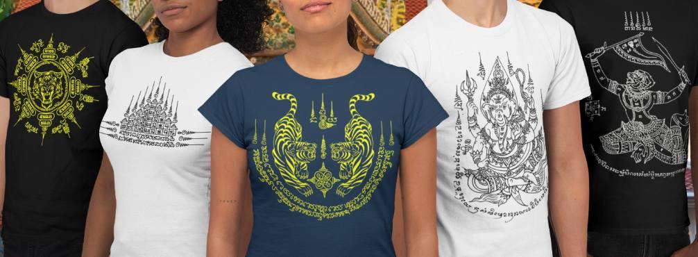 Sak Yant T-Shirts