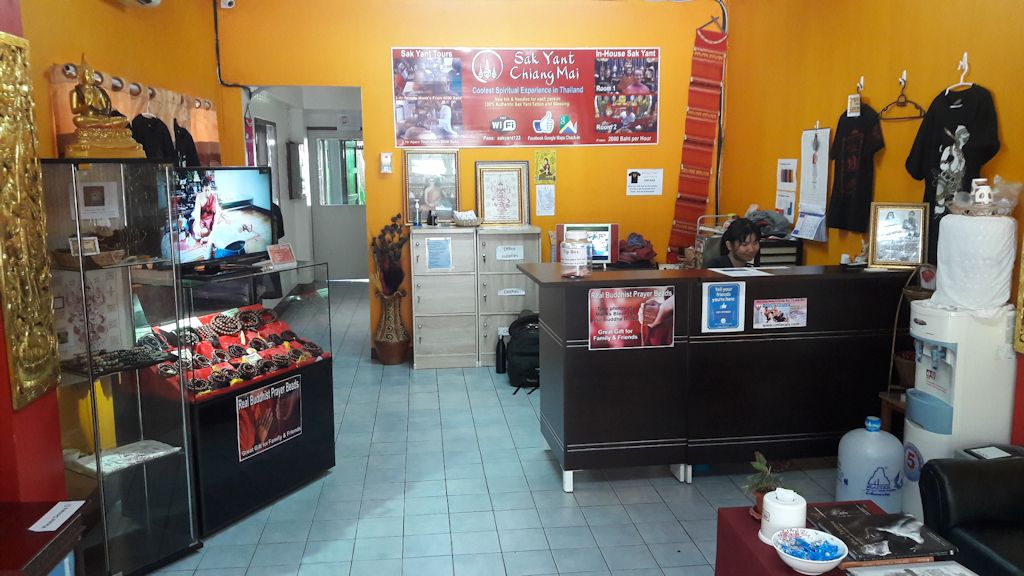 Sak Yant Chiang Mai Shop