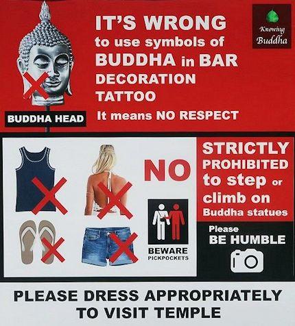 Avoid the Sak Yant Scam in Thailand